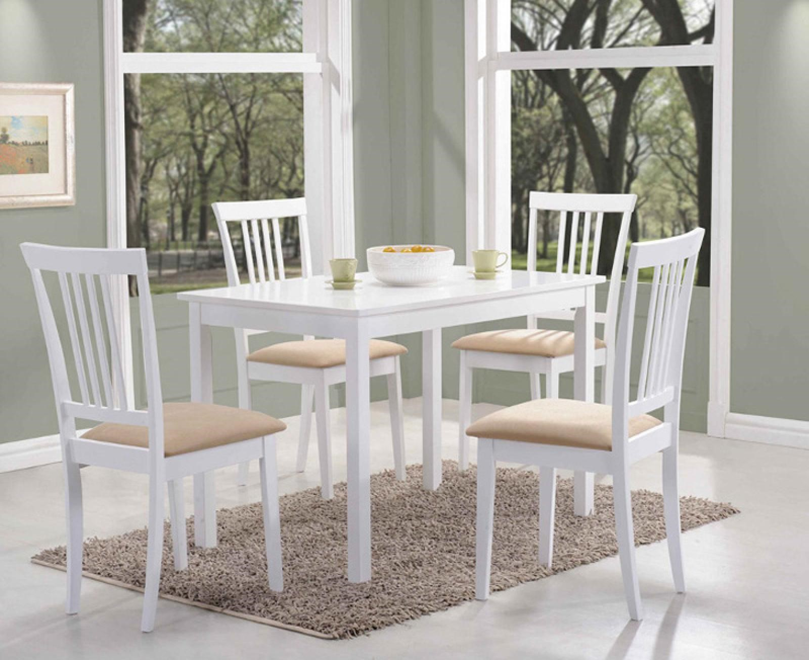 Fa étkezőasztal, asztal, étkező